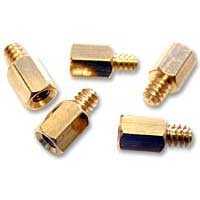 Motherboard standoff screws