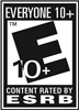 Average Rating E10+