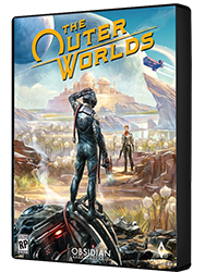 The Outer Worlds DVD