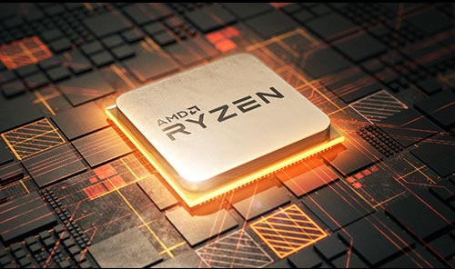AMD Ryzen 2 chip