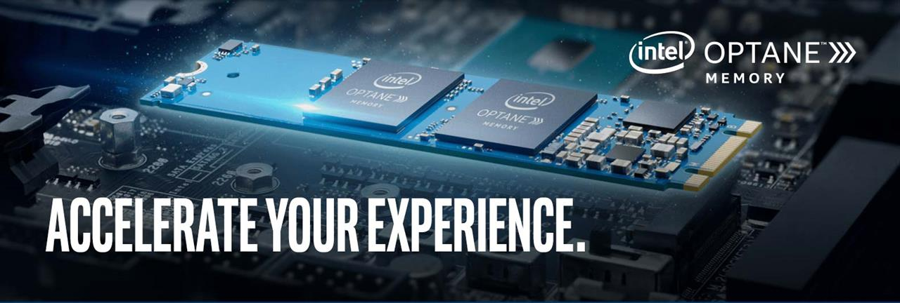 Intel Optane Memory - Accelerate your Experience