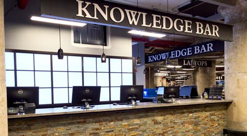 Knowledge Bar