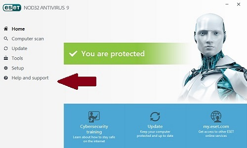 nod32 antivirus 9 free username and password