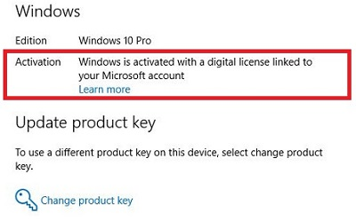 Micro Center - How to check if Windows 10 is Activated