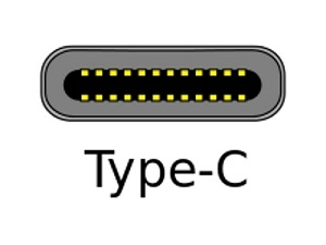USB type C example