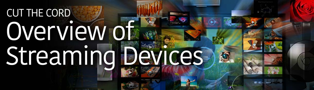 Overview of Streaming Devices