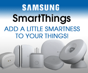 Samsung SmartThings - Add a little smartness to your things