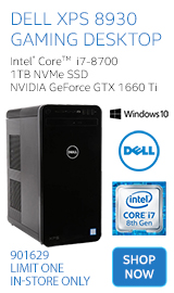 Dell XPS 8930 Desktop PC