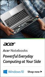 Acer Aspire Notebooks. Powerful Everyday Computing at Your Side.