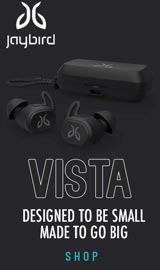 JayBird Vista True Wireless Sport Earbuds