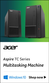 Acer Aspire TC Series, Multitasking Machines.