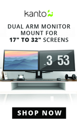 Kanto Monitor Mounts