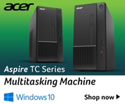 Acer Aspire TC Series Multitasking Machine - Shop Now