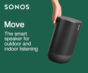 SONOS Move - The smart speaker for outdoor and indoor listening
