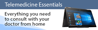 Telemedicine Essentials: Everything you need to consult with your doctor from home