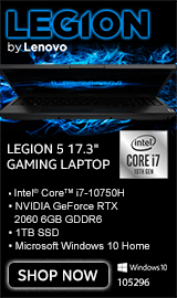 "Lenovo Legion 5 17IMH05H 17.3"" Gaming Laptop"
