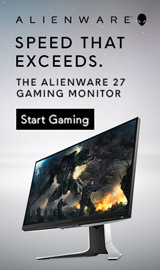 Speed that exceeds. The Dell Gaming Monitors