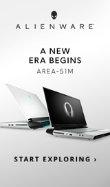 A new era begins. The All new Alienware m15!