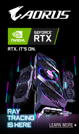 Gigabyte RTX Video Cards