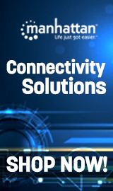 Manhattan. Connectivity Solutions.