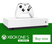 XBOX One S All Digital - Buy Now