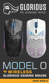 Glorious PC gaming Race. Gaming Mice