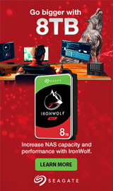 Seagate IronWolf NAS Internal Hard Drive