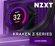NZXT Kraken Z Series. Learn More