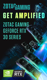 Zotec Gaming. Get amplified Geforce RTX 30 Series