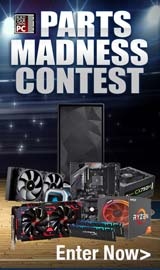 Parts Madness Contest