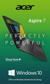 Acer Aspire 7. Perfectly Powerful