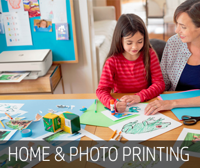 Home and Photo Printing