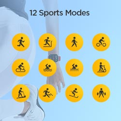 12 Sports Modes