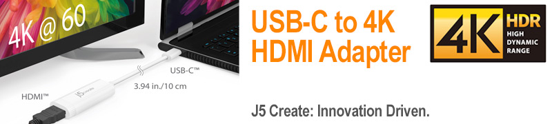 USB-C to 4K