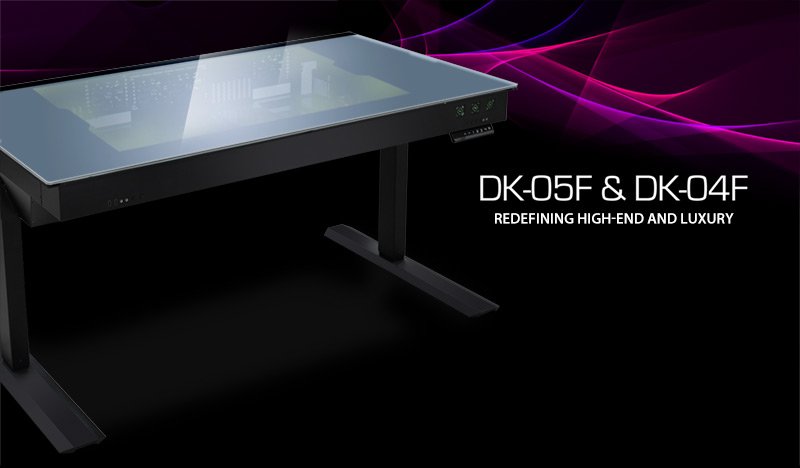 DK-)5F & DK-04F Redefining High-end and luxury