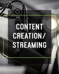 Content Creation/Streaming