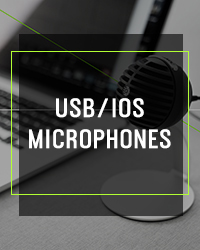 USB/IOS Microphones