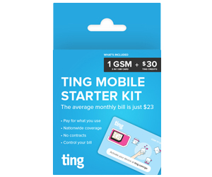 Ting Mobile Starter Kit