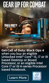 Gear up for combat.Get Call of Duty: Black Ops 4 with purchase of eligible products.