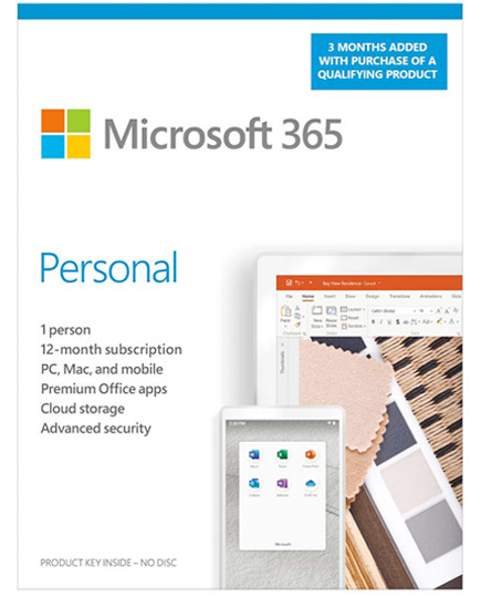 Microsoft 365 Personal 1 person
