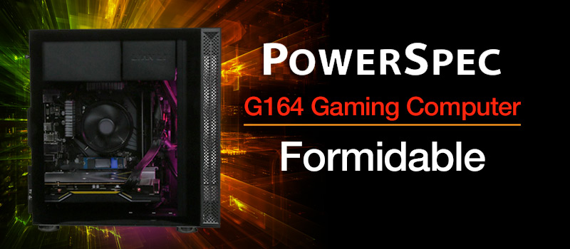 PowerSpec G146 Gaming Computer
