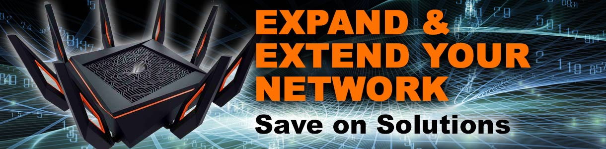 Expand and Extend Your Network