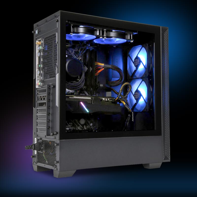 PowerSpec Intel Gaming System G434