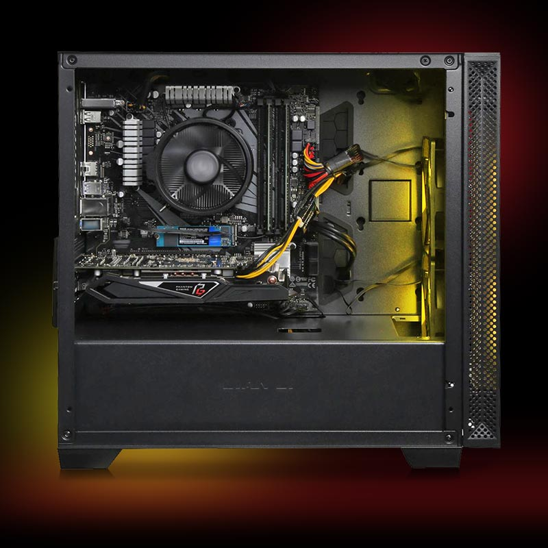 PowerSpec AMD Gaming System G163