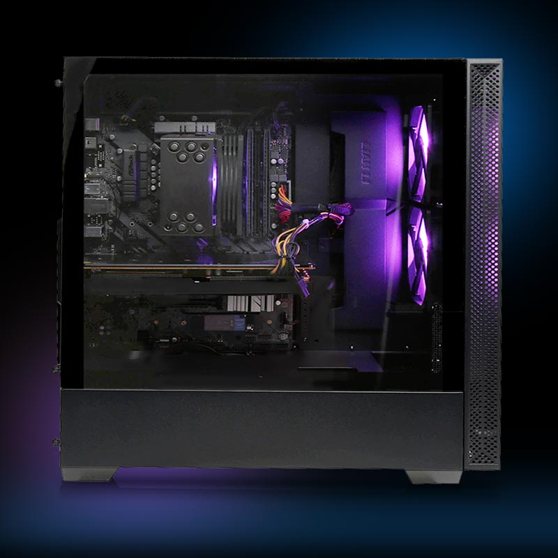 PowerSpec Intel Gaming System G358