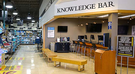 Columbus Knowledge Bar