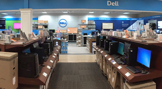 North Jersey Dell department