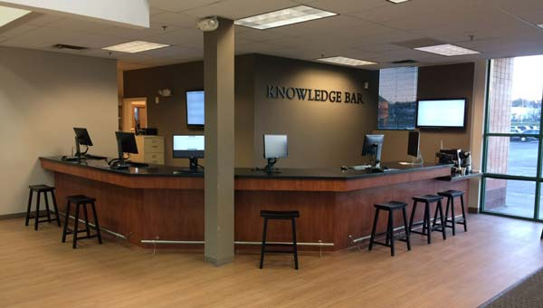 Overland Park Knowledge Bar