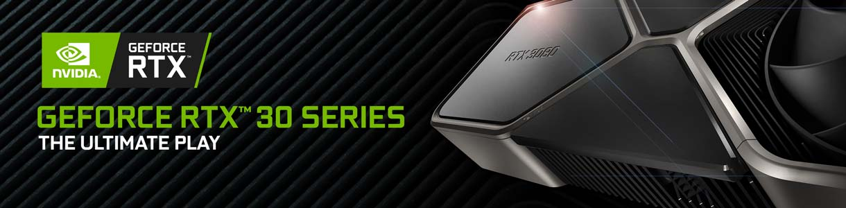 NVIDIA GeForce RTX 30 Series The Ultimate Play